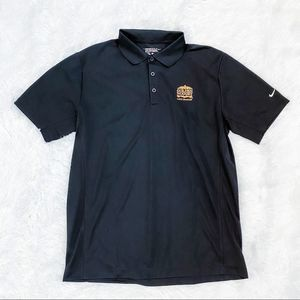 NEW Nike Golf Tour Performance Lake Charles Polo L